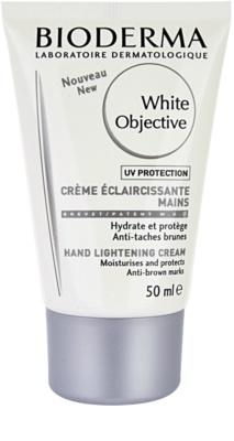 Bioderma White Objective krém na ruky proti pigmentovým škvrnám
