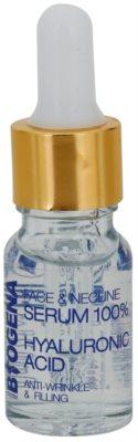 Biogena Face&Neckline Serum 45+ serum proti gubam s hialuronsko kislino