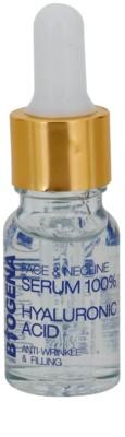 Biogena Face&Neckline Serum 45+ серум против бръчки  с хиалуронова киселина