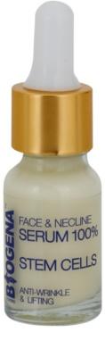 Biogena Face&Neckline Serum 50+ Lifting-Serum gegen Falten mit Kollagen