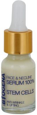Biogena Face&Neckline Serum 50+ protivráskové a liftingové sérum s kolagenem