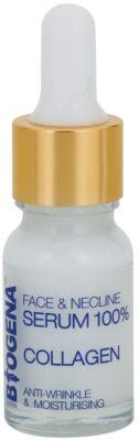 Biogena Face&Neckline Serum 40+ protivráskové a hydratační sérum s kolagenem