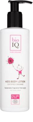 BioIQ Child Care hydratační tělové mléko