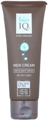 BioIQ Face Care crema regeneratoare pentru barbati
