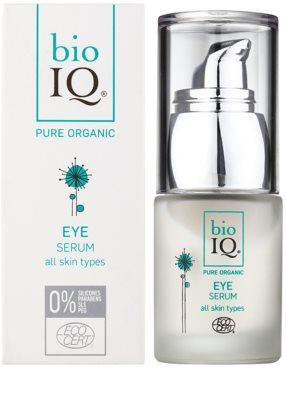 BioIQ Face Care Crema anti-rid pentru zona ochilor cu efect de hidratare 1