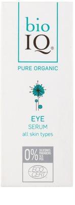 BioIQ Face Care Crema anti-rid pentru zona ochilor cu efect de hidratare 2