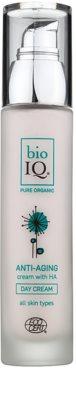BioIQ Face Care crema de día hidratante nutritiva antienvejecimiento