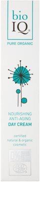 BioIQ Face Care crema de zi hidratanta si hranitoare impotriva imbatranirii pielii 2