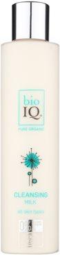 BioIQ Face Care lapte de curățare cu efect de hidratare