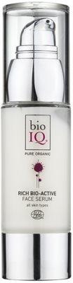 BioIQ Face Care sérum facial bioactivo con efecto regenerador
