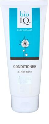 BioIQ Hair Care acondicionador para mejorar el estado del cabello y cuero cabelludo