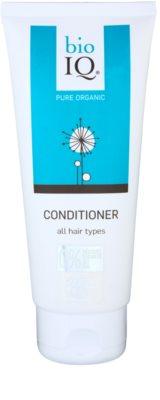 BioIQ Hair Care kondicionér pro zlepšení stavu vlasů a vlasové pokožky
