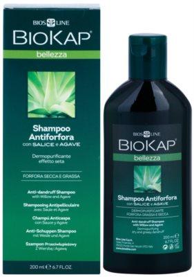 Biokap Beauty шампоан против пърхот 1