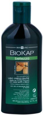 Biokap Beauty šampon za pogosto umivanje las