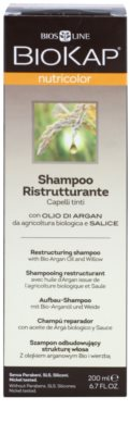 Biokap Nutricolor obnovující šampon pro barvené vlasy 2
