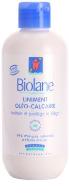 Biolane Baby Hygiene очищаюче молочко від попрілостей