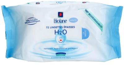 Biolane Baby Hygiene toallitas limpiadoras gruesas