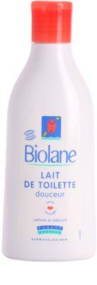 Biolane Baby Hygiene jemné čistiace mlieko