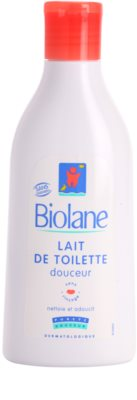 Biolane Baby Hygiene sanfte Reinigungsmilch