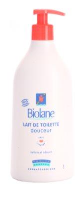 Biolane Baby Hygiene lapte demachiant delicat