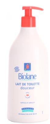 Biolane Baby Hygiene leite de limpeza suave