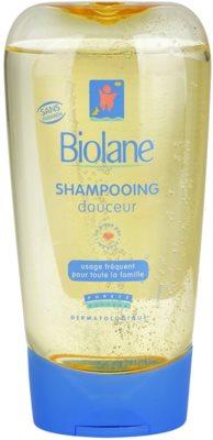 Biolane Baby Wash velmi jemný vlasový šampon pro každodenní použití