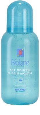 Biolane Baby Wash Duschgel und Blubber-Bad