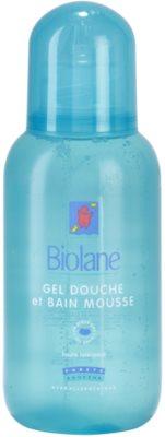 Biolane Baby Wash gel de ducha y baño de espuma
