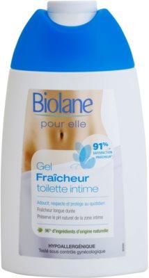 Biolane Pregnancy erfrischendes Balsam für die intime Hygiene