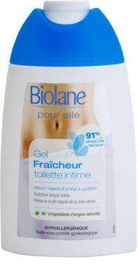 Biolane Pregnancy gel refrescante para higiene íntima