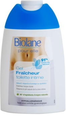 Biolane Pregnancy gel refrescante para la higiene íntima