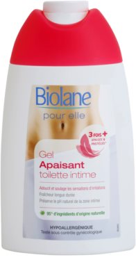 Biolane Pregnancy gel calmant pentru igiena intima