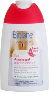 Biolane Pregnancy gel calmante para higiene íntima