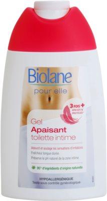 Biolane Pregnancy успокояващ гел за интимна хигиена