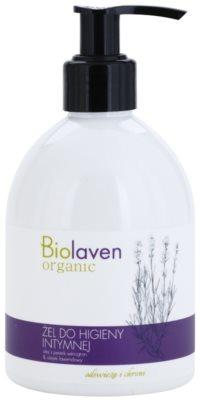 Biolaven Body Care Gel für die Intimhygiene