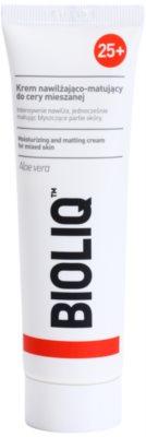 Bioliq 25+ creme de dia matificante com efeito hidratante