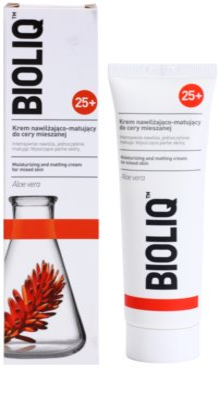 Bioliq 25+ crema de día matificante con efecto humectante 1