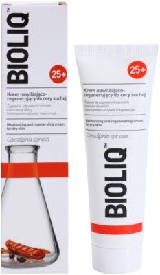 Bioliq 25+ regeneráló és hidratáló krém száraz bőrre 1