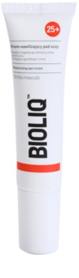 Bioliq 25+ crema hidratante y regeneradora  para contorno de ojos