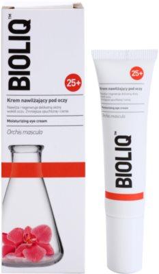Bioliq 25+ regenerierende und hydratisierende Creme für die Augenpartien 1