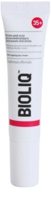 Bioliq 35+ cuidado para os olhos sem olheiras e inchaços