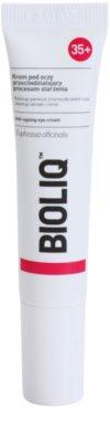 Bioliq 35+ tratamiento de ojos antibolsas y antiojeras