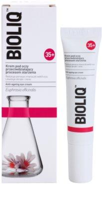 Bioliq 35+ cuidado para os olhos sem olheiras e inchaços 1