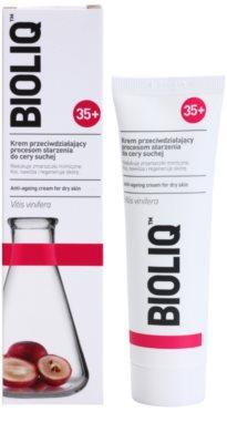 Bioliq 35+ protivráskový krém pro suchou pleť 1