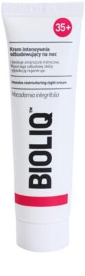 Bioliq 35+ nočna regeneracijska krema proti gubam