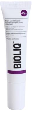 Bioliq 45+ crema reafirmante para las arrugas profundas de contorno de ojos