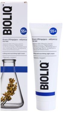 Bioliq 55+ noční intenzivní krém pro regeneraci a obnovu pleti 1