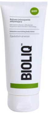Bioliq Body tápláló testápoló krém