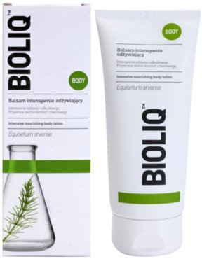 Bioliq Body nährende Körpercreme 1
