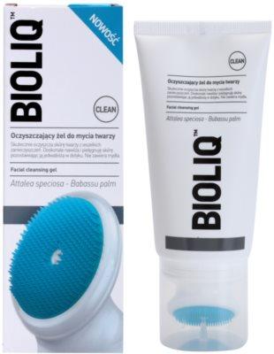 Bioliq Clean лек почистващ гел за чувствителна кожа на лицето 2